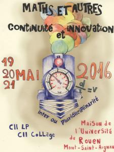 Affiche réalisée par Jason FELIX élève de première TBAA au lycée des métiers - Domaines d'Eguilles - Vedène