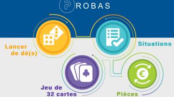 WebApp sur les probas